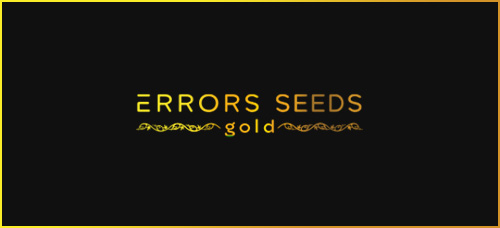 Errors Seeds Gold Feminised
